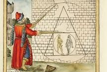 Alchemy / Alchemical literature, illustrations, etc.  You can add pins and people to the group!