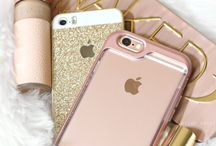 Rose Gold / I love everything Rose Gold! Join my addiction :-)