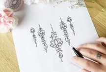 Drawing&coloring pages