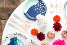 Brit + Co for Cheeky / Brit+Co for Cheeky® is a limited-edition collection of disposable tableware featuring bold and colorful patterns inspired by the creative spark in all of us. The collection launches exclusively at Target® stores nationwide and on Target.com beginning in early October 2016 for a limited duration.