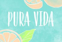 Pura Vida | iPhone Wallpapers / We love Pura Vida Bracelets! This is a collection of all the beautiful Digital Wallpapers they've created! Go check out their amazing store @www.puravidabracelets.com and treat yourself to some fashionable eye candy!