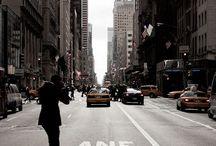 New York, New York / The Big Apple