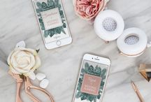 BRIDE TO BE | iPhone Wallpapers