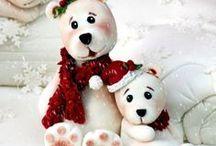 Cakes-Cupcakes-Cookies-Fondant-Pops  / by nuria mora