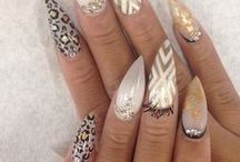nails / by Judy Griffin