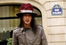 seen on the street - men / boys in hats