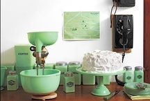 Just Jadeite! / The name says it all. Great collections and collectibles in green!
