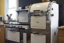 Now we're cooking! Vintage stoves & Ovens / Vintage and antique stoves and ovens.