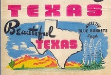 Only In Texas! / Vintage, funky, kitschy, cool Texas!