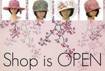 Rosehip Blog / Shop Online, hat how-to's & care, sustainable textiles, events, markets, travels & goings-on
