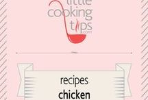 Recipes - Chicken / Yummy recipes with chicken as the main ingredient.