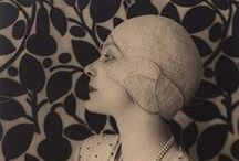 historic headwear / inspirations from decades and centuries past - retro, vintage, historic