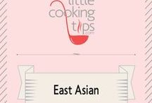 East Asian recipes / East Asian recipes: Chinese, Thai, Korean, Japanese and many other East Asian dishes here!