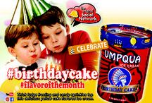 Flavor of the Month / Keep up to date on our Umpqua Ice Cream Flavor of the Month