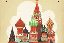 Travel Posters / Explore the globe with our collection of travel posters