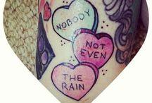 4 my tattoo / Ideer til å sette sammen min drømmetatovering