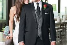 Groom's Inspiration - Suits