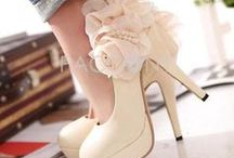 Bridal Inspiration - Shoes