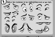 Eyes/Brows