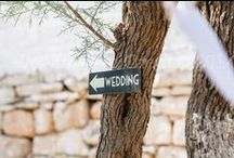 Wedding Ceremony Venues / Examples of Wedding Ceremony Venues used by Weddings in Crete.