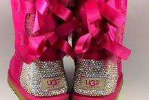 Ugg boots / by Elizabeth Trimble
