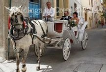 Wedding Transport / Transport Options as Organised by Weddings in Crete