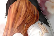 Bleach / At this point I'm seriously questioning how I became so obsessed with this show.  / by Magesteria