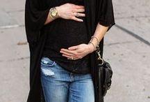 Maternity Fashion / Fashionable maternity looks I love, lots of layers!