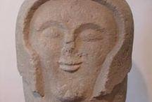 Etruschi - Terracotta, Marmi