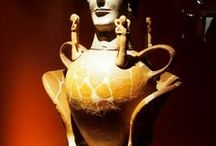 Etruschi - Canopi, Tombe e Urne