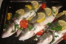 A - Pesce, crostacei e molluschi