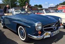 Gott liebt Daimler / Cars, cars, cars...