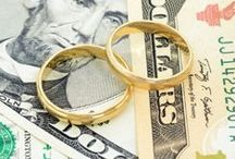 Money and Marriage / This collection of pins is not the intellectual property of CCCC and we are not liable for any outcomes resulting from implementation of this advice.