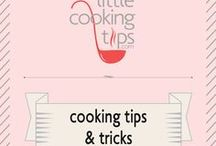 Cooking Tips & Tricks / Cooking techniques and how to; cooking cheat sheets and hacks!