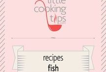 Recipes - Fish / Recipes with fish as the main ingredient.