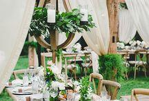 Wedding Reception / Wedding Reception Ideas / Wedding Reception Decor
