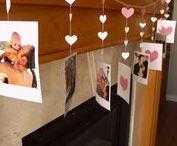 San valentín / Ideas de decoración y regalos románticos