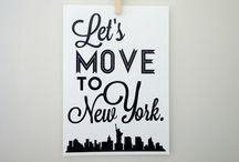 I love NY! / by eva maria