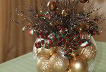 Christmas Decos n Crafts / by Bonnie Parsons
