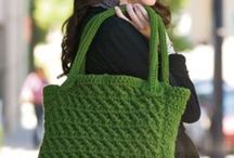 Crochet Purses and Bags / by Bonnie Parsons