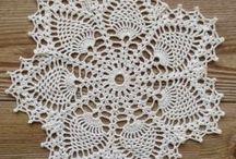 Crochet Doilies / by Bonnie Parsons