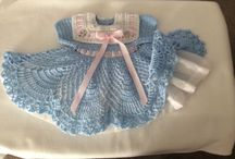Crochet Baby Dresses'n'Outfits / by Bonnie Parsons