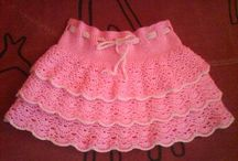 Crochet Girls N Teens / by Bonnie Parsons