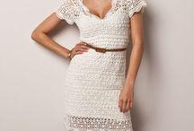 Crochet Adult Dresses N Coats / by Bonnie Parsons