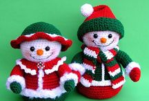 Crochet Christmas / by Bonnie Parsons