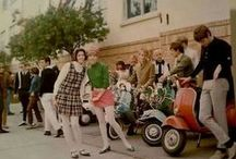 60s London / Inspirational pictures for my story, 'Somersault.'