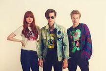 Annoying Space Hipsters / Arthur Darvill, Matt Smith, Karen Gillan