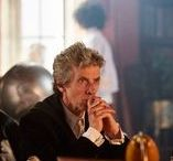 Twelfth Doctor / Collective of pictures of Twelve as they appear, as played by Peter Capaldi
