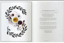 MISE EN PAGE / Layout, graphic design