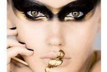 fantasy makeup / by GÜL